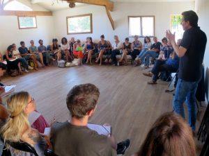 Unterricht Didascali Avignon 27 05 2017